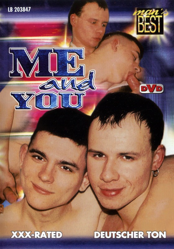 Me And You DVD - Front