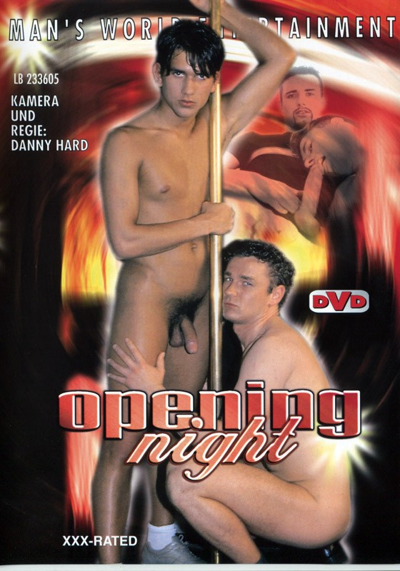 Opening Night DVD - Front