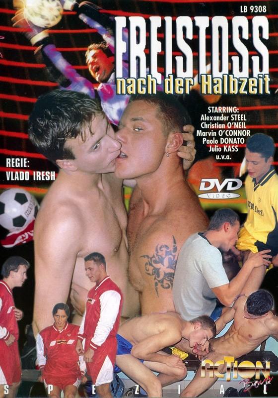Freistoss Nach Der Halbzeit DVD - Front
