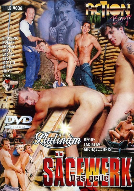 Das Geile Sägewerk DVD - Front