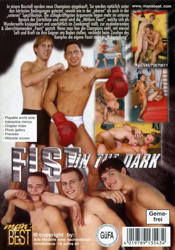 Fist In The Dark DVD - Back