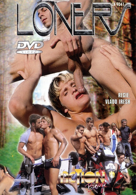 Loners DVD - Front