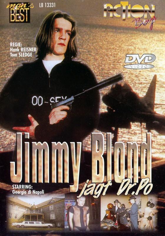 Jimmy Blond Jagt Dr. Po DVD - Front