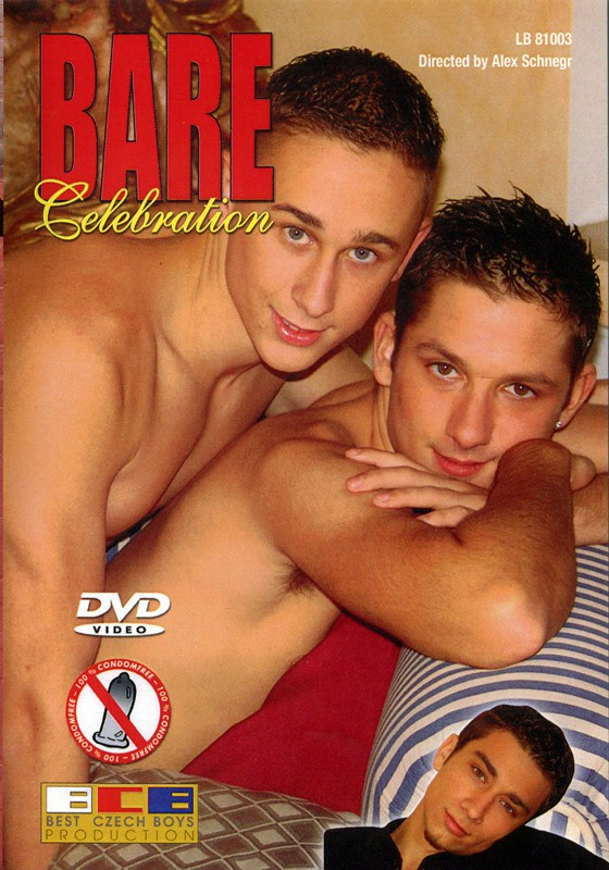 Bare Celebration DVD - Front