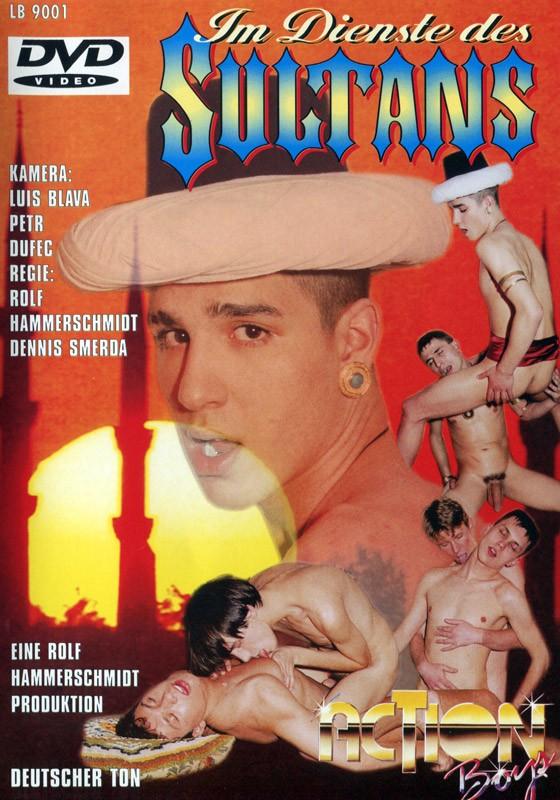 Im Dienste Des Sultans DVD - Front