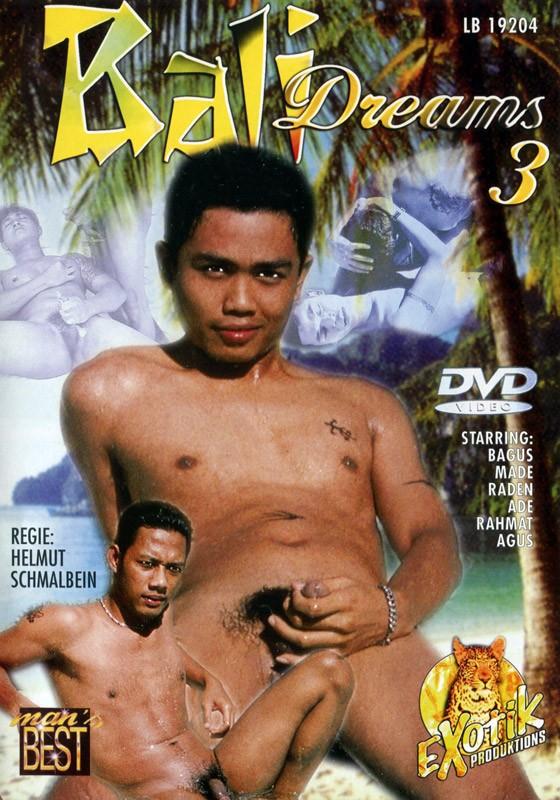 Bali Dreams 3 DVD - Front