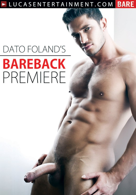 Dato Foland's Bareback Premiere DVD - Front