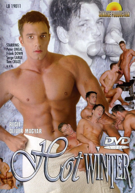 Hot Winter DVD - Front