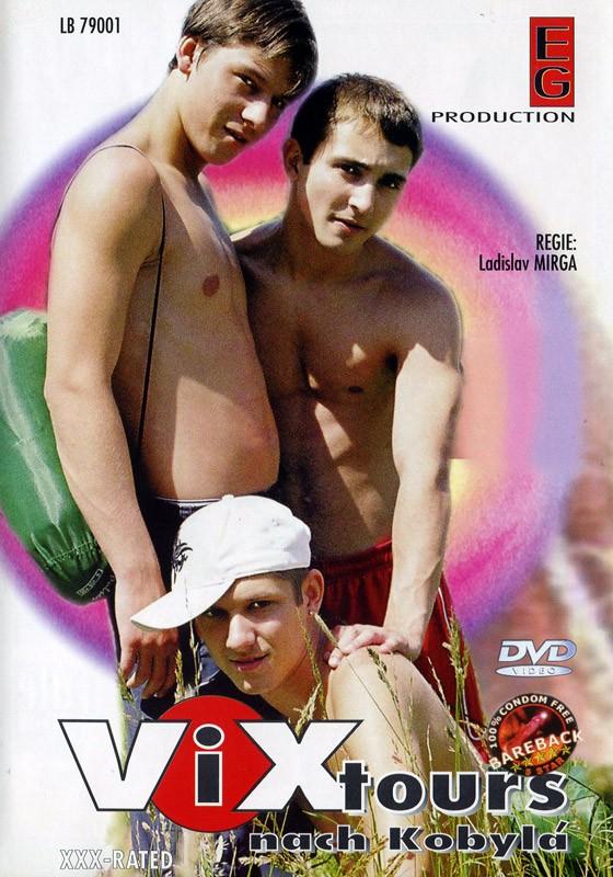 Vix-Tours nach Kobylá DVD - Front