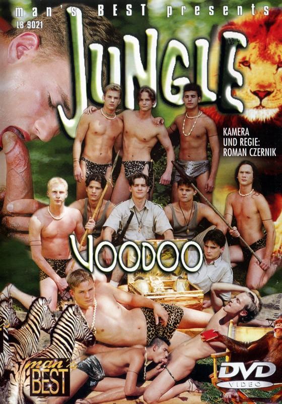 Jungle Voodoo DVD - Front