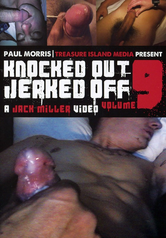 Knocked Out Jerked Off Vol. 9 DVD - Front