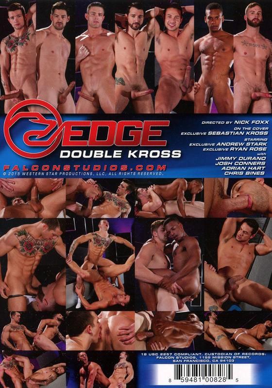 Double Kross DVD - Back
