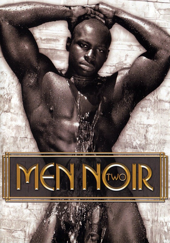 Men Noir Two DVD - Front