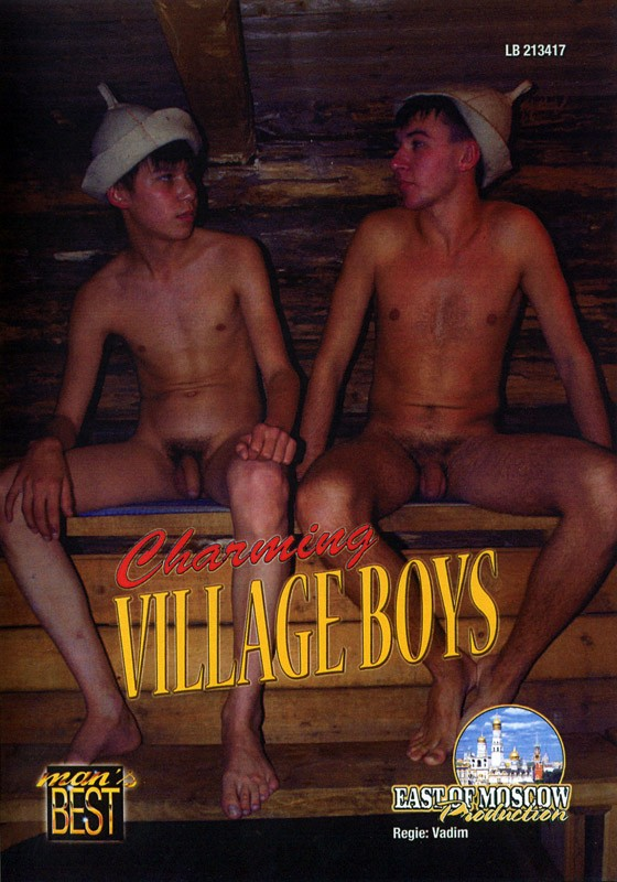Charming Village Boys DVD - Front