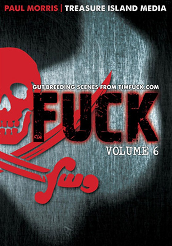 Fuck Volume 6 DVD - Front