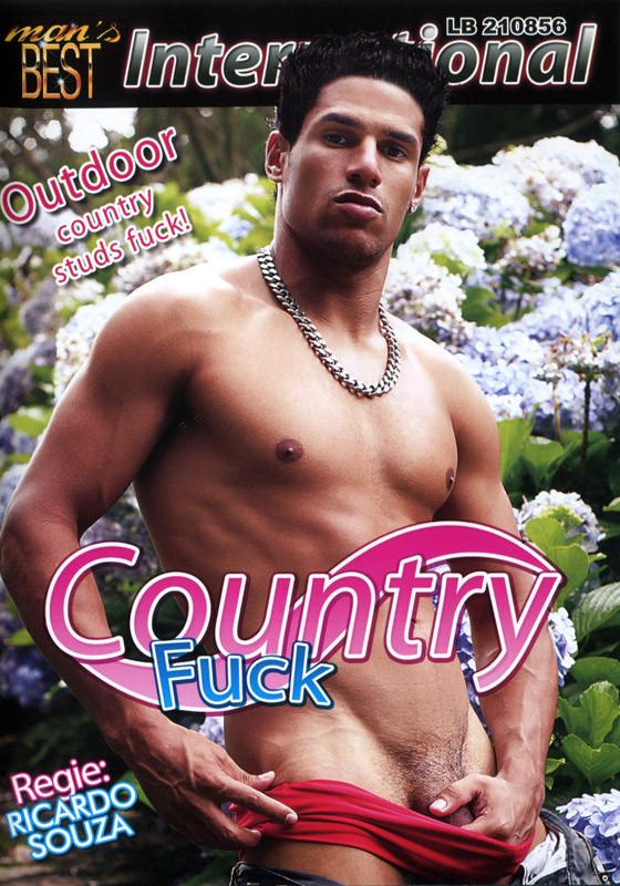 Country Fuck DVD - Front