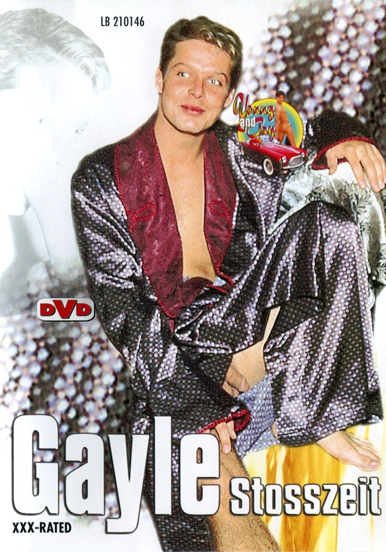 Gayle Stosszeit DVD - Front