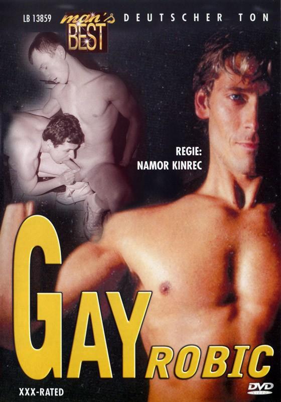 Gayrobic DVD - Front