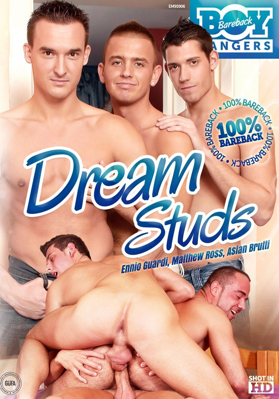 Dream Studs DVD - Front
