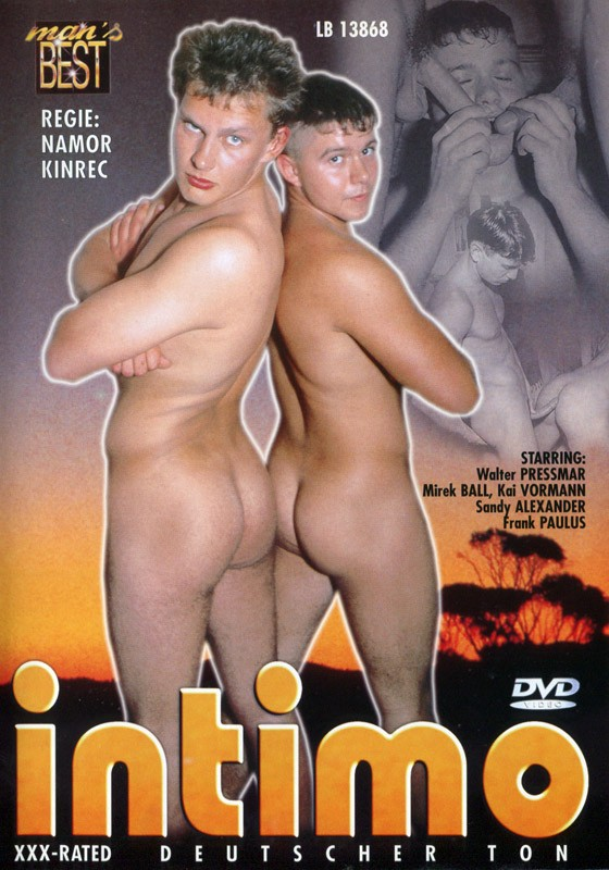 Intimo DVD - Front