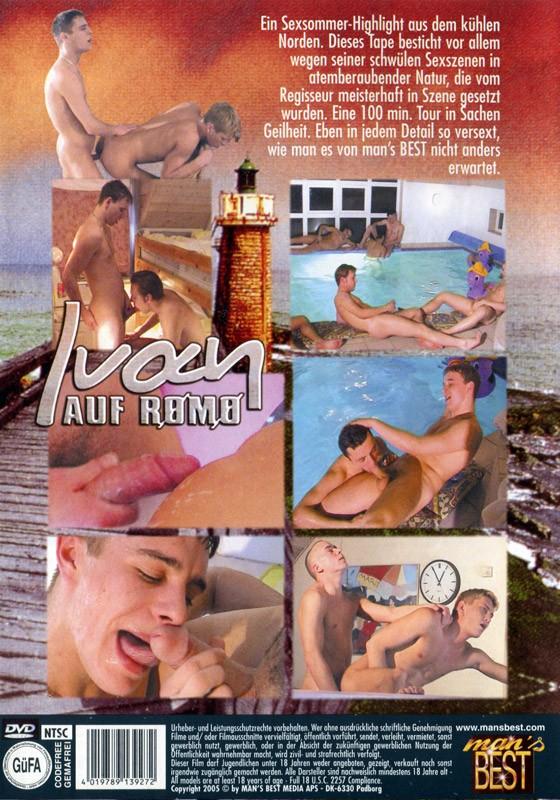 Ivan Auf Römö DVD - Back
