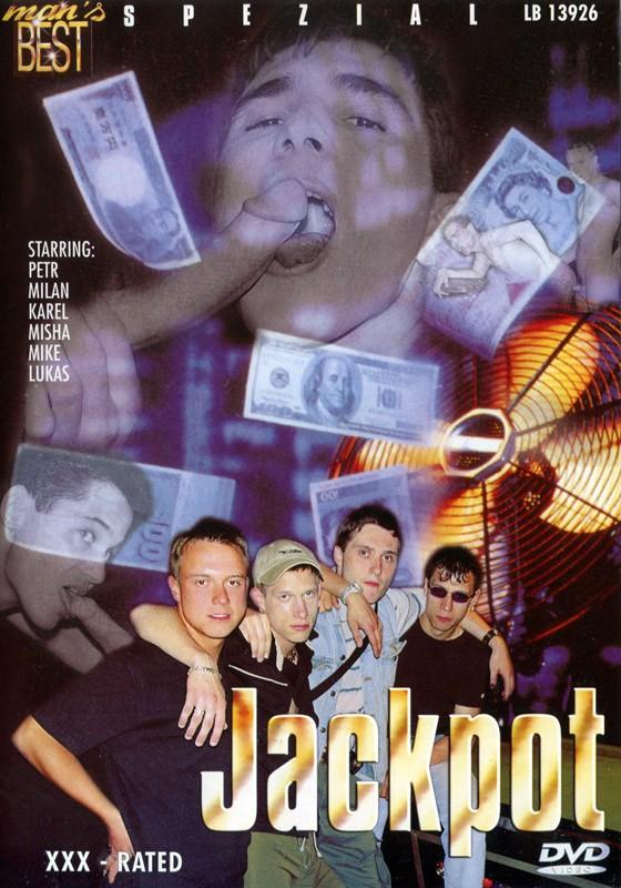 Jackpot DVD - Front