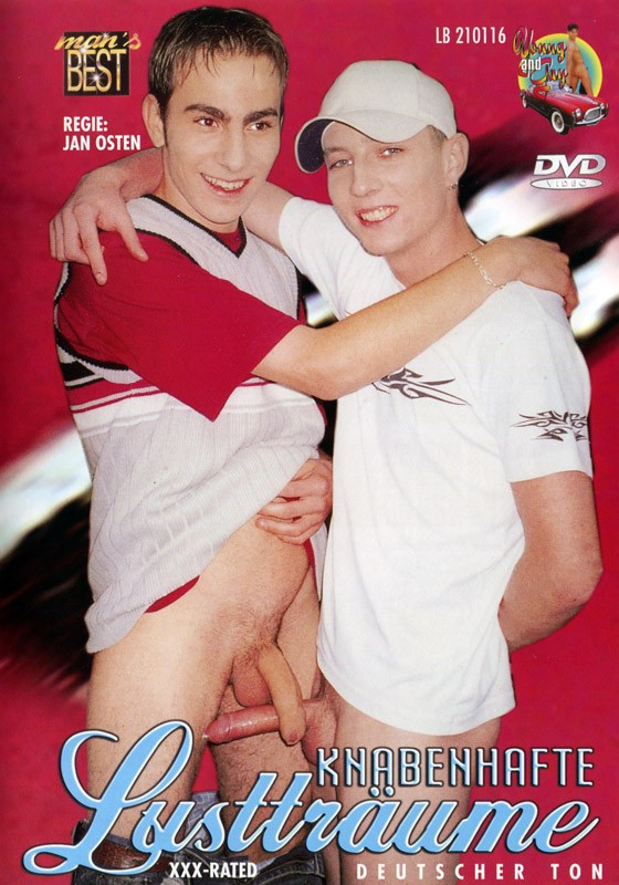 Knabenhafte Lustträume DVD - Front