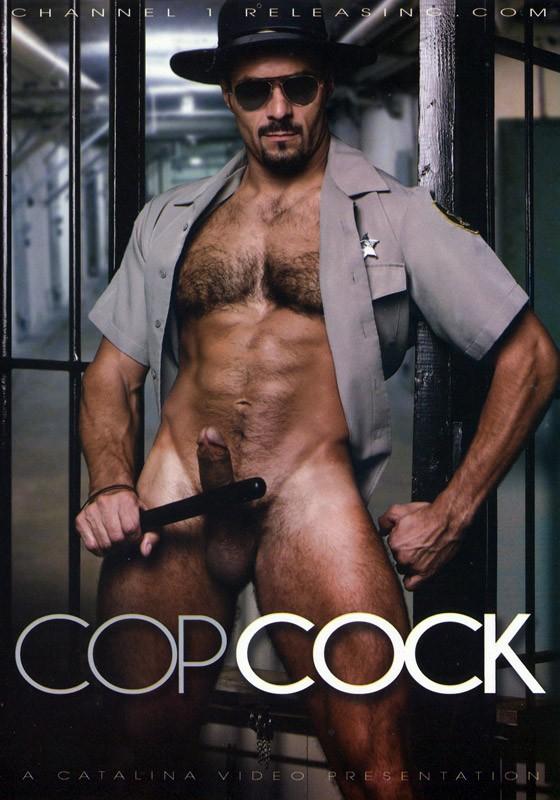 Cop Cock DVD - Front