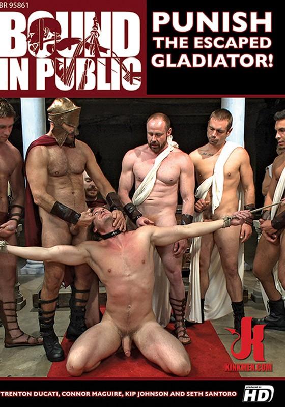 Bound In Public 82 DVD (S) - Front