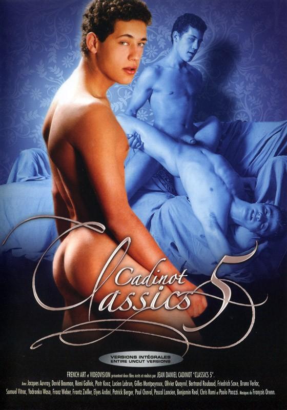 Cadinot Classics 5 DVD - Front