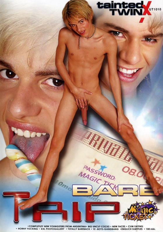Bare Trip DVD - Front