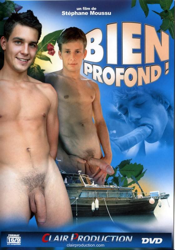 Bien Profond! DVD - Front