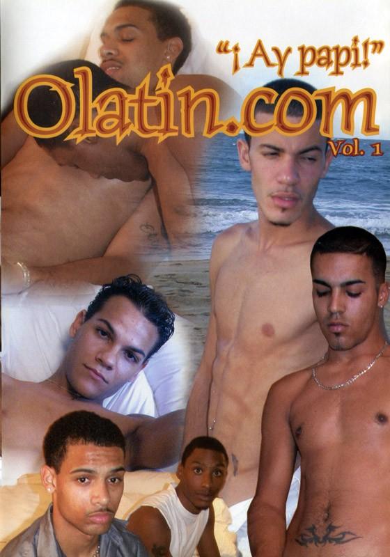 Olatin.com Vol. 1 DVD - Front