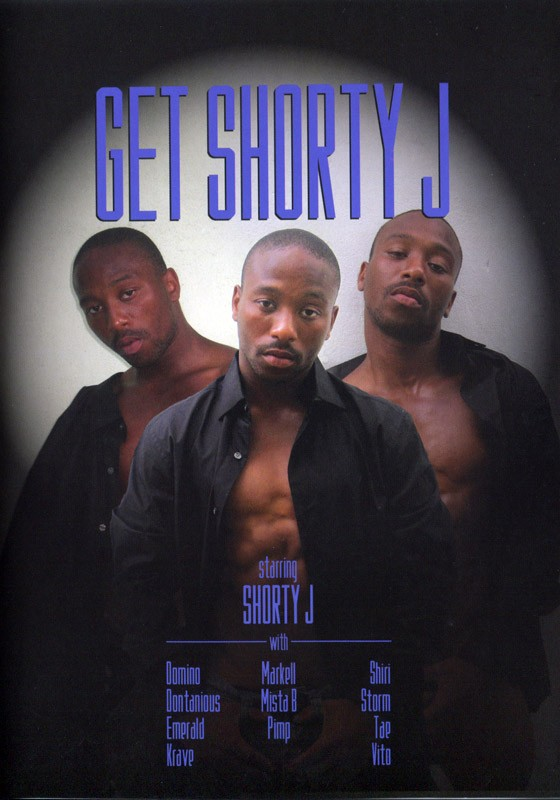 Get Shorty J DVD - Front