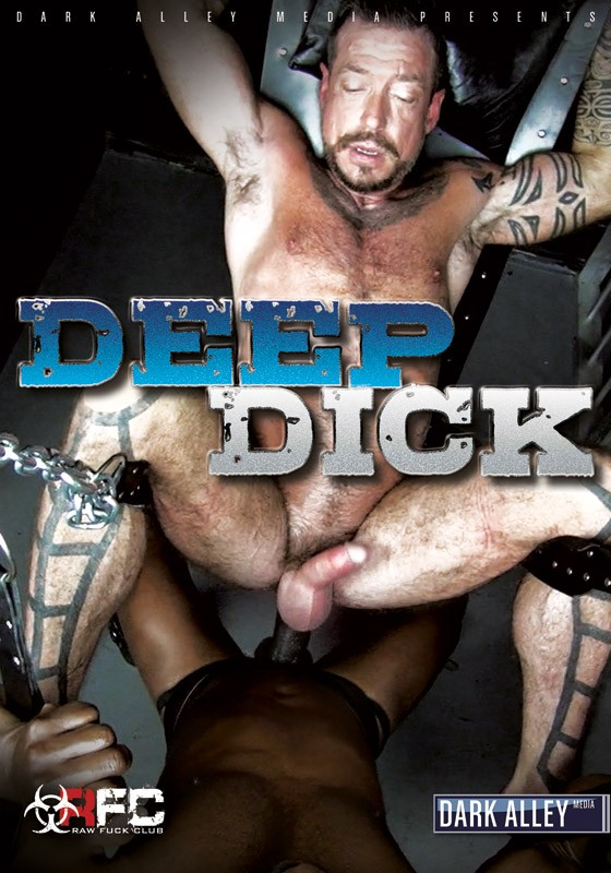 Deep Dick DVD - Front