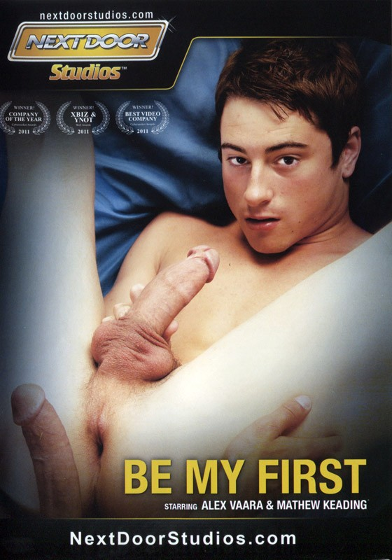Be My First DVD - Front