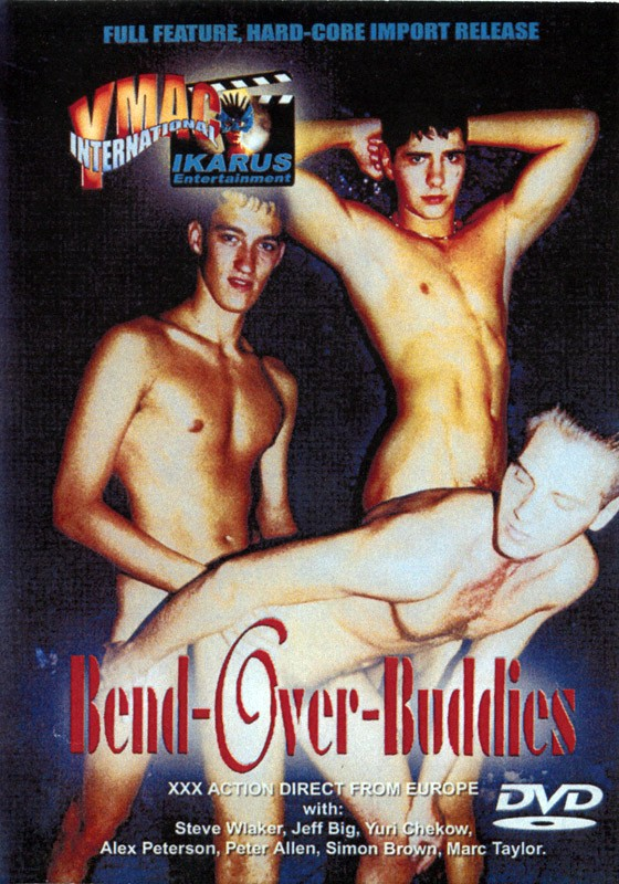 Bend-Over-Buddies DVD - Front