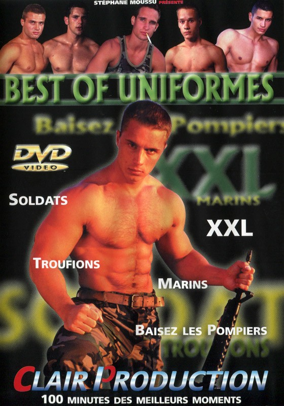 Best of Uniformes DVD - Front