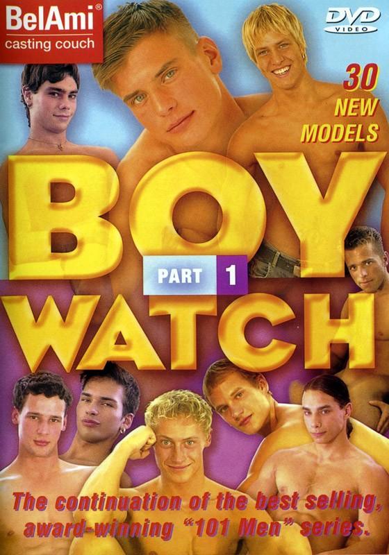 Boy Watch Part 1 DVD - Front