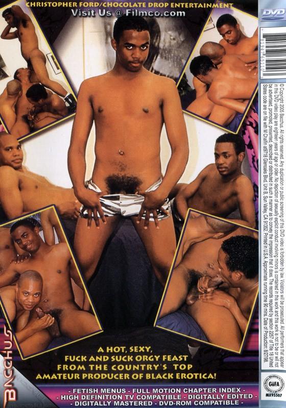 Black Orgy Fest '98 DVD - Back