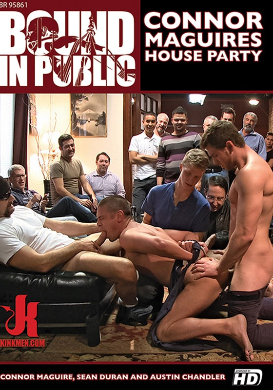 Bound In Public 83 DVD (S) - Front