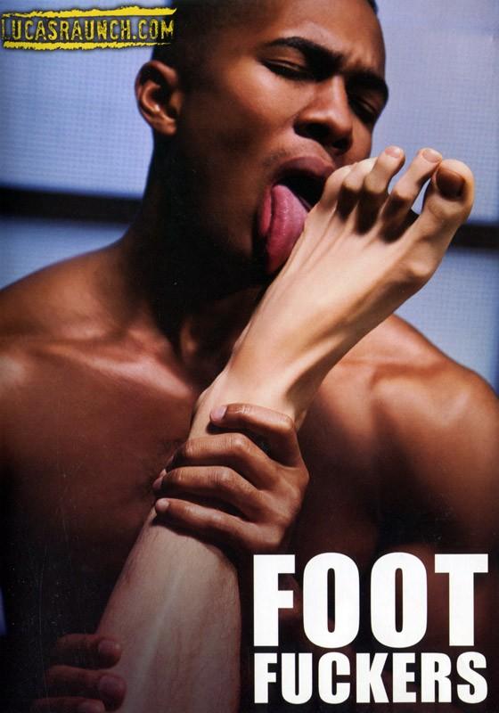 Foot Fuckers DVD - Front