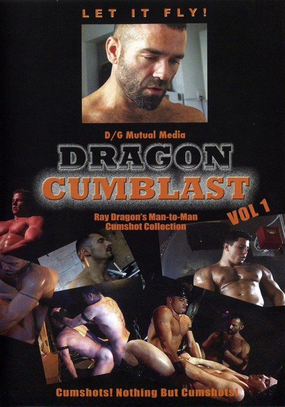 Dragon Cumblast Vol. 1 DVD - Front
