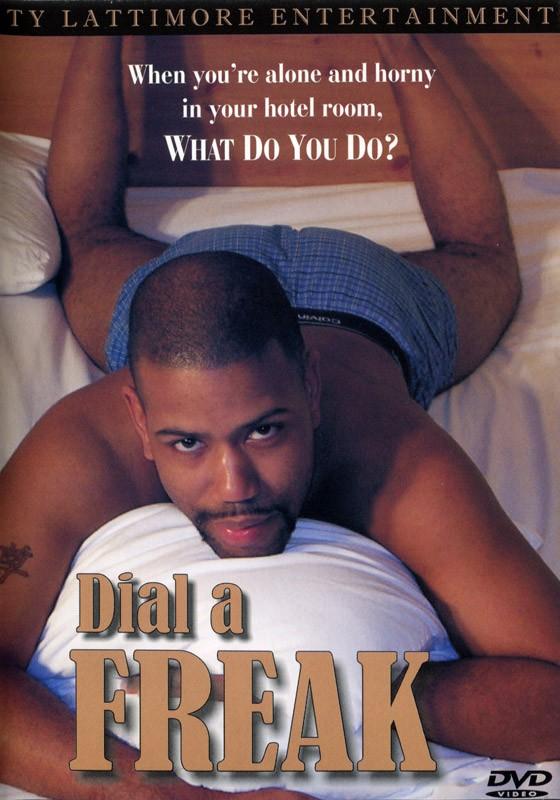 Dial a Freak DVD - Front