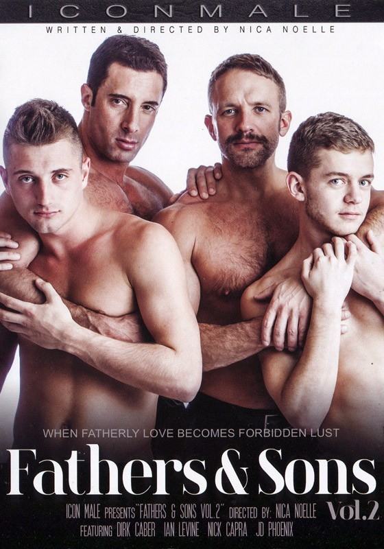Fathers & Sons 2 DVD - Front