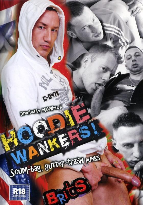 Hoodies Wankers! DVD - Front