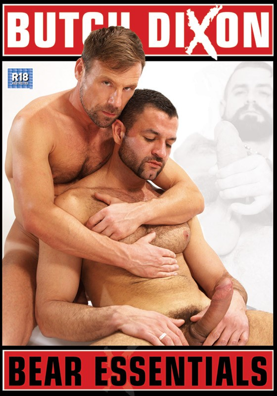 Bear Essentials DVD - Front