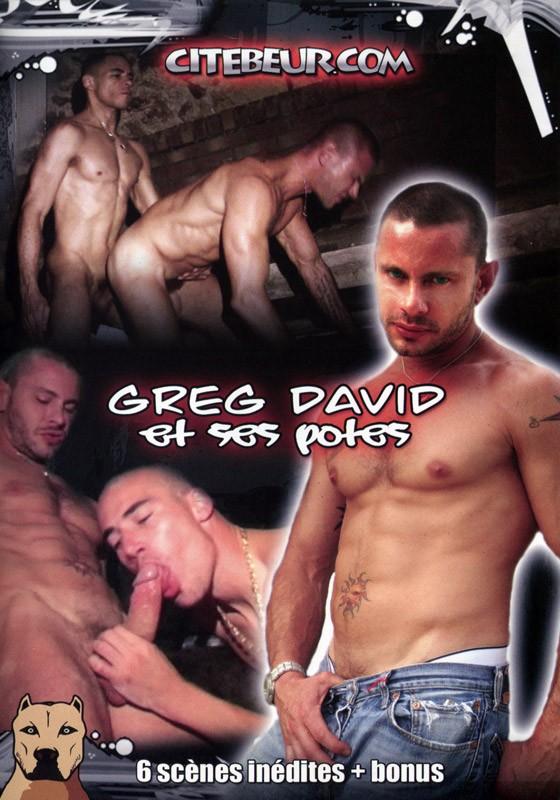 Greg David Et Ses Potes DVD - Front