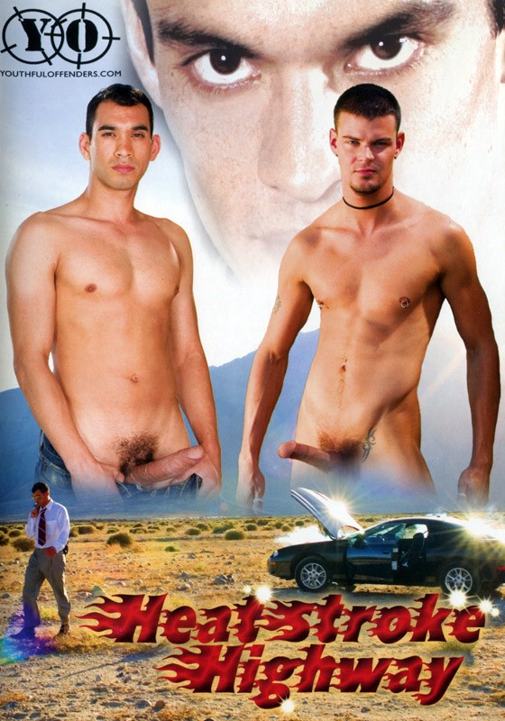 Heat Stroke Highway DVD - Front