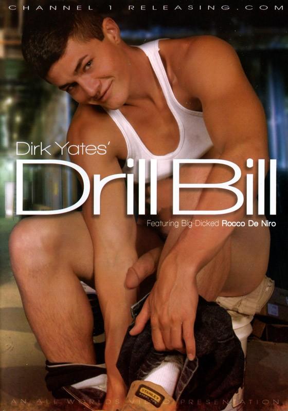 Drill Bill DVD - Front